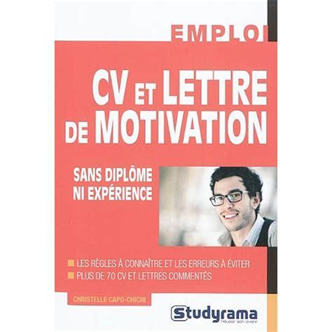 cv et lettre de motivation sans dipl 244 me ni exp 233 rience travail espace culturel e leclerc
