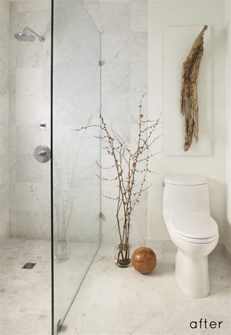 luxe spa bathroom makeover designsponge