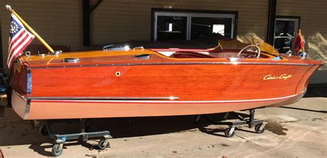 1956 Higgins Wood Boat by Antique Wooden Boats Classic Wooden Boats Classic Wooden