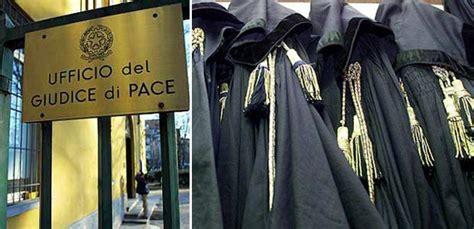 Uffici Giudici Di Pace - gli uffici dei giudici di pace sono salvi nella nuova