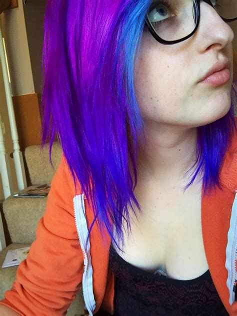 Arctic Fox Hair Dye Purple Rain Violet Dream And Poseidon
