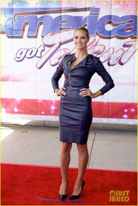 Heidi Klum Mel America Got Talent Illinois