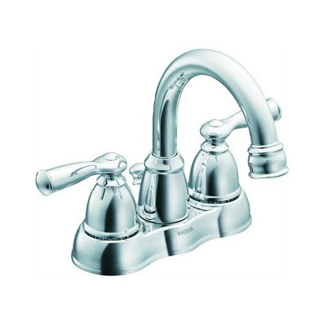 bathroom and kitchen faucets moen caldwell bathroom faucet brushed nickel