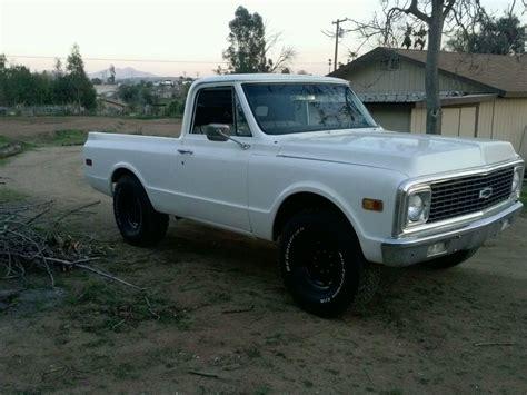 1970 chevy custom unibody muscle truck chevrolet k pickup
