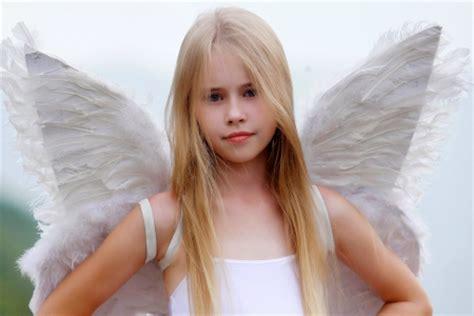 hanna white fairy models female people background