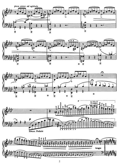 Liebestraum No 3 Free Sheet Music By Liszt Pianoshelf