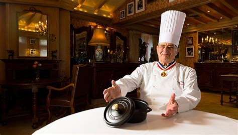 chef de cuisine lyon staub paul bocuse partnership since 1998