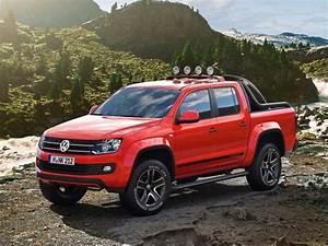 Volkswagen Amarok Canyon Concept  U0026 39 2012