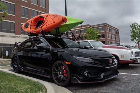 Roof Racks On The Fk8 Type R