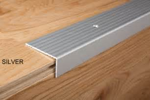 aluminium stair nosing edge trim step nose edging nosings for carpet vinyl s03 ebay