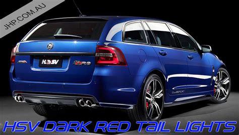 Genuine Holden Or Hsv Vf Series 2 Wagon Tail Light Kit