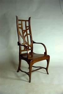 Hand Crafted Custom Modern Mackintosh Inspired Great Chair ...