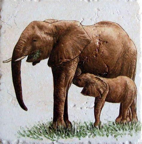 manns african wildlife tiles decorative accent tile portraits