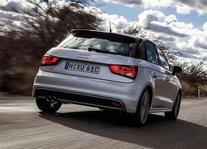 Audi A1 S Edition : audi a1 sportback s line competition limited edition released photos 1 of 4 ~ Gottalentnigeria.com Avis de Voitures