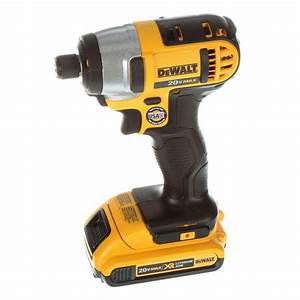 Dewalt Cordless Drill With Led Light Dewalt Dck420d2 20v Max Cordless Lithium Ion 4 Tool Combo