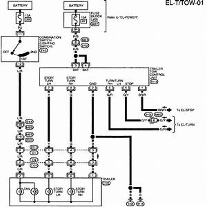 2000 Nissan Xterra Wiring Harness Diagram