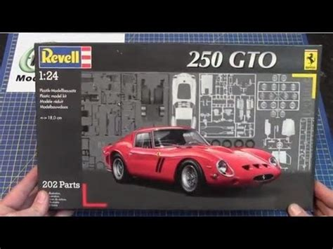 Revell 1/24 Ferrari 250 GTO # 07077 www.eModels.co.uk ...