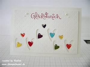 Geburtstagskarte Basteln Einfach : geburtstagskarte birthday card stampin up 029 karten pinterest karten karten basteln und ~ Orissabook.com Haus und Dekorationen