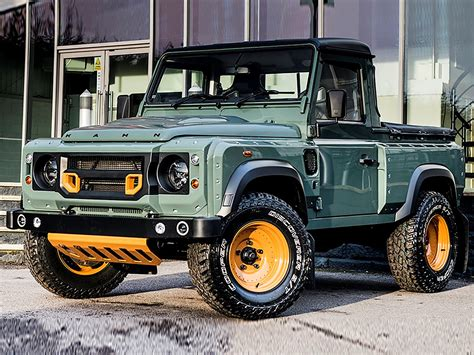 Defender Truck land rover defender truck tipped to rival mercedes