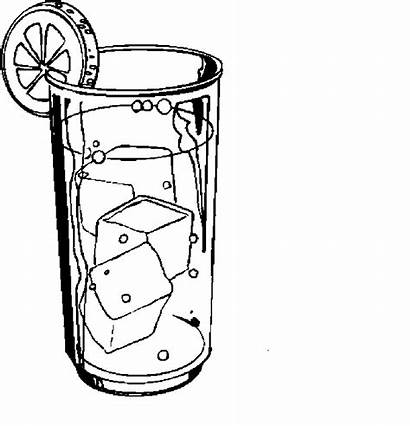 Lemonade Drinks Coloring Pages