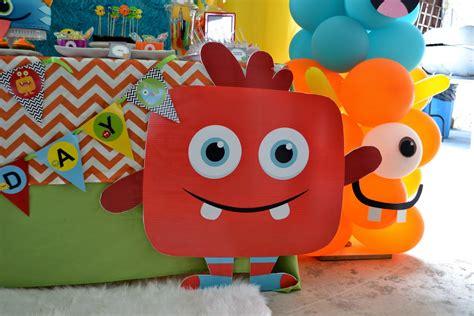 partylicious  pr  monster birthday bash