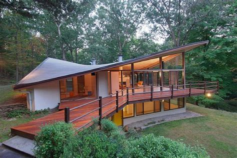 Mid Century In New Canaan By James Evans Modern