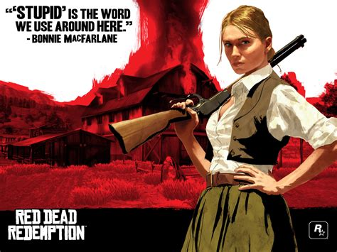 Red Dead Redemption Artworks Vidéo Game Art 1o
