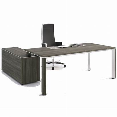 Iulio Desk Executive Modern Mobili Las Shaped