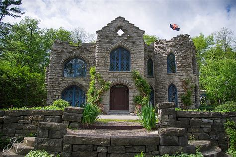 Reallife Haunted Houses Stone Homes That Will Spook You