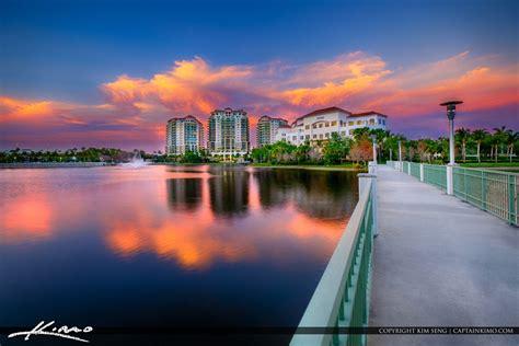 Landmark Condo Downtown Palm Gardens Florida At Lake