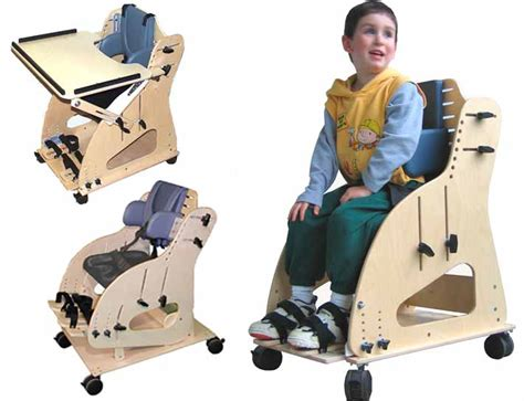 adjustable chairs standers standing aid special needs