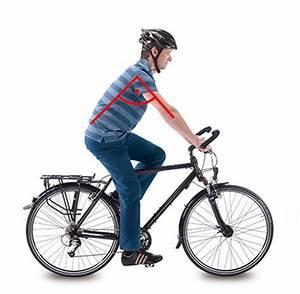 Abstand Sattel Lenker Berechnen : das fahrrad ergonomisch einstellen ergotec ~ Themetempest.com Abrechnung