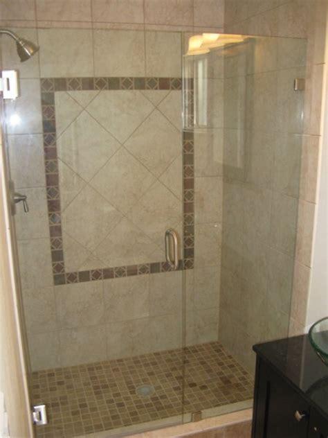 seamless shower doors seamless inline enclosures