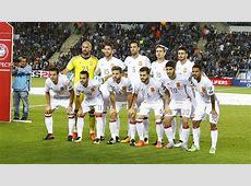 Los clasificados de Europa y Sudamérica para el Mundial 2018