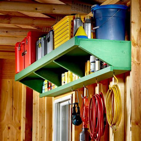 Shelf Ideas For Garage by 11 Ideas For Organizing Your Garage The Family Handyman