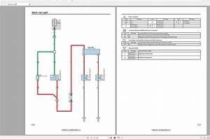 Toyota Yaris  2006  Electrical Wiring Diagram