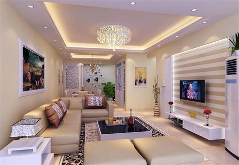Moderne Deckenverkleidung Wohnzimmer by Impressive Living Room Ceiling Designs You Need To See