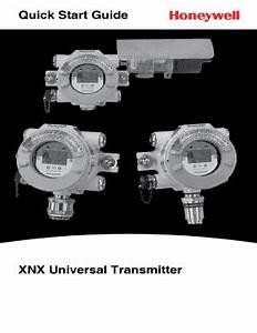 Xnx Universal Transmitter U2013 Honeywell Analytics University Wiring Diagram