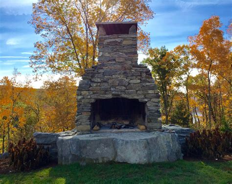 kit  art  outdoor fireplace firefarm living