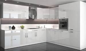 Weisse hochglanz kuche nach mass 14405644 restpostende for Weisse küche hochglanz