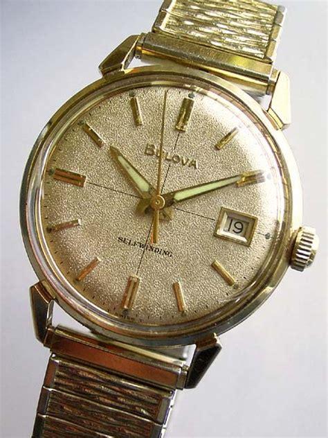 bidfun db archive wrist watches  gents bulova