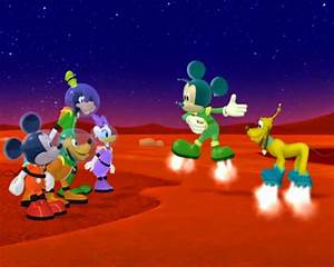 Mickey's Message From Mars (page 2) - Pics about space