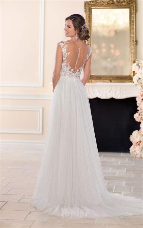 beach wedding dresses romantic beach wedding gown