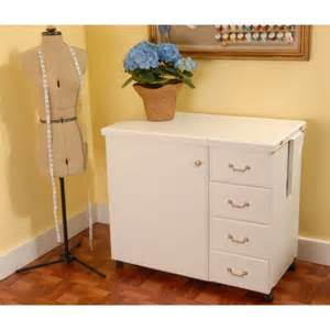find arrow marilyn sewing cabinet in white at ken s sewing