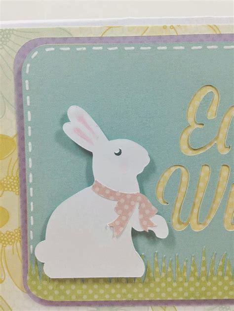 courtney lane designs cricut artfully  easter pop  card