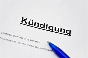 Mietwohnung Gesetzliche Kündigungsfrist : vorlage k ndigung arbeitsvertrag durch arbeitnehmer ~ Lizthompson.info Haus und Dekorationen