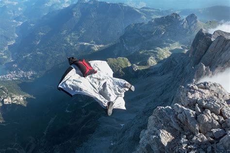 What Exactly is BASE Jumping?