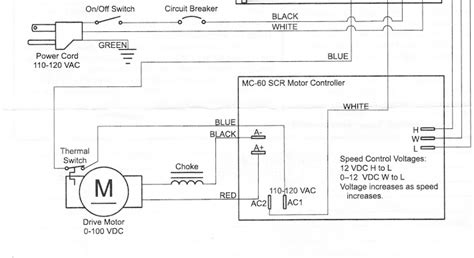 treadmill motor controller circuit impremedia net
