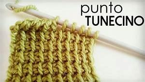 Punto Tunecino  Punto B U00e1sico O Punto Simple De Crochet