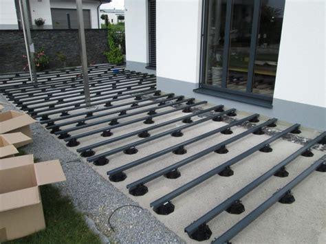 Was Ist Eine Terrasse by Terrasse Thermoesche Formstabiles Heimisches Holz
